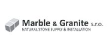 MARBLE & GRANITE - Dodávka a montáž prírodného kameňa